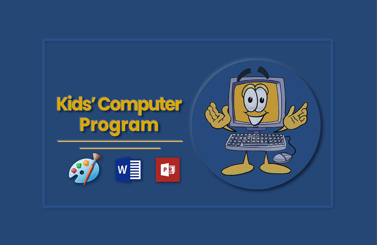 kids computer program